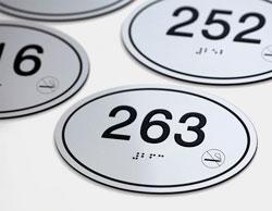 ADA Braille Signage
