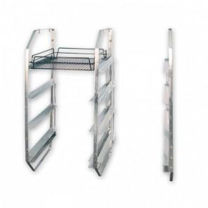 Glass Baskets, Racks & Brushes