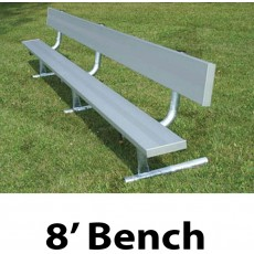 Aluminum Team Player Benches