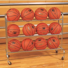 Phys Ed Ball and Equipment Carts & Racks