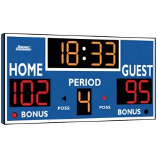 Sport Scoreboards & Accessories