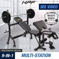 Gym & Weight Equipment