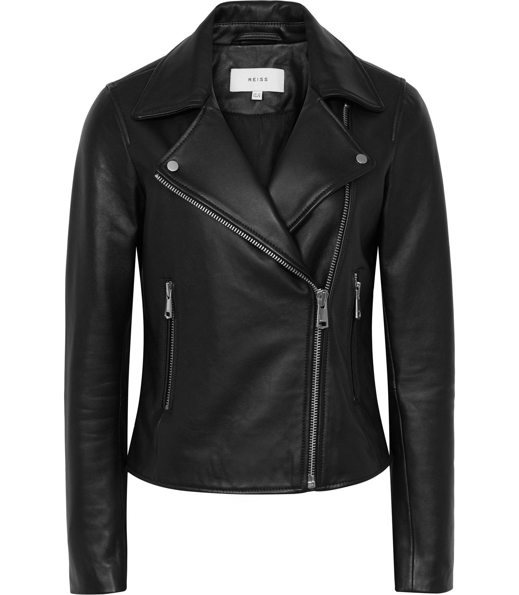 Women's Leather Coats & Jackets