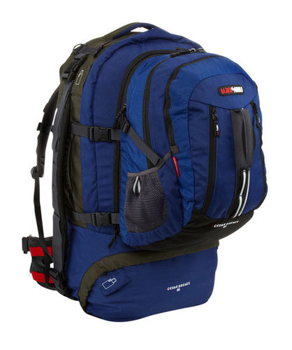 Backpacks and Bumbags