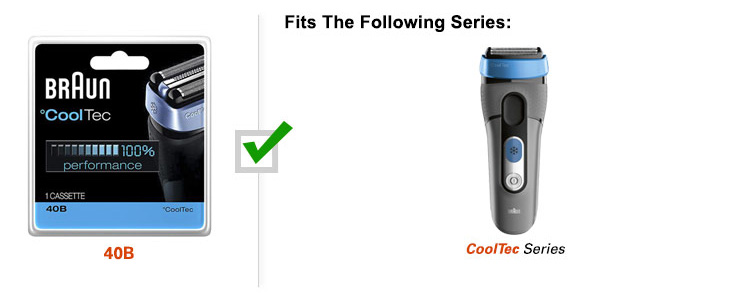 CoolTec Shavers