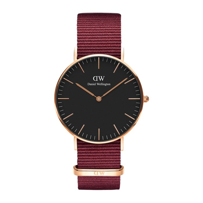 Classic Black Watches