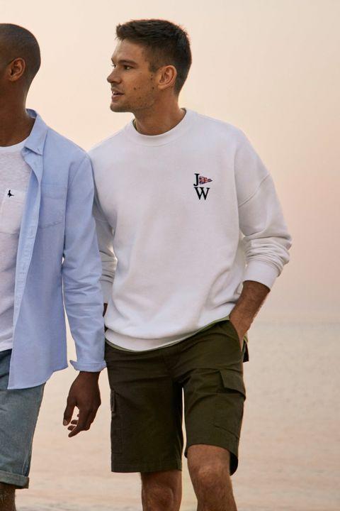 gentlemen's hoodies and sweatshirts