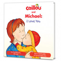 PERSONALIZED BOOKS STARRING CAILLOU