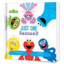 PERSONALIZED BOOKS STARRING SESAME STREET CHARACTERS