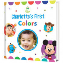 PERSONALIZED MICKEY MOUSE BOOKS