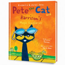 PERSONALIZED PETE THE CAT GIFTS