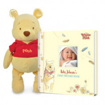 SHARE THE JOY OF READING WITH A PERSONALIZED DISNEY BABY BOOK