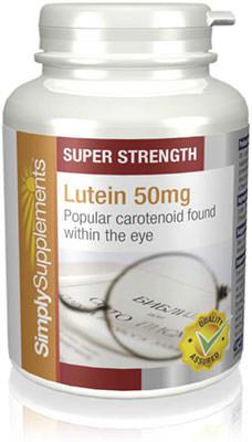 Eye Health Items