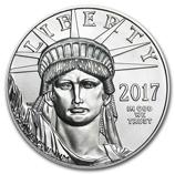 Platinum American Eagles