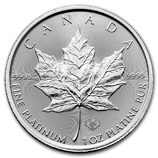 Royal Canadian Mint Platinum items
