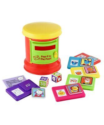 children's games & magic sets