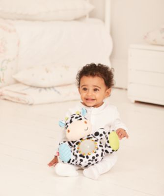 comforters & cot toys