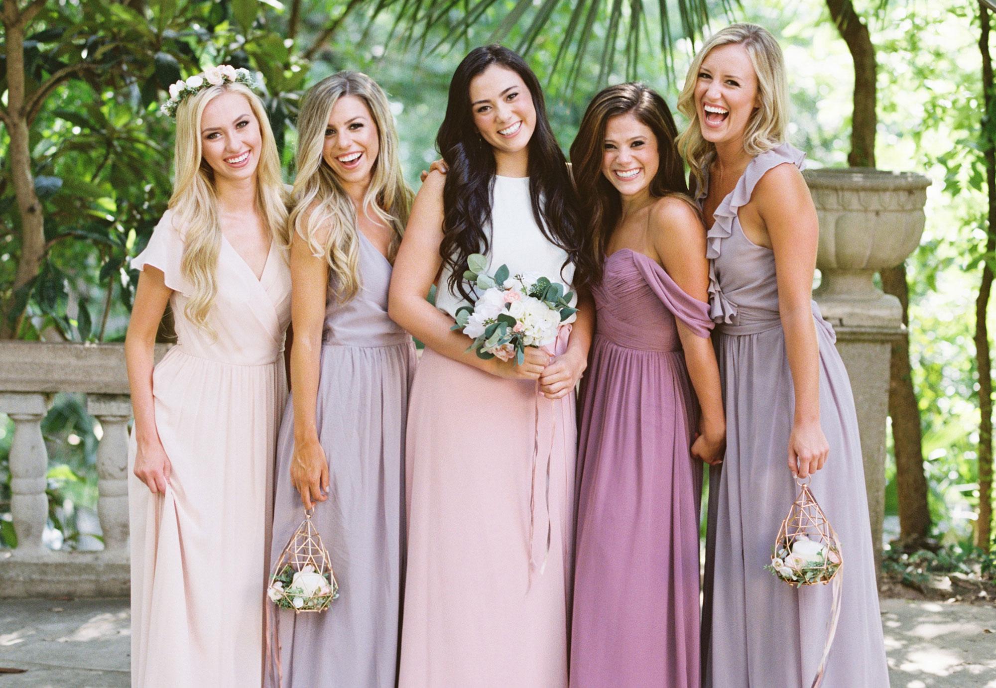 BRIDESMAID CLOTHING