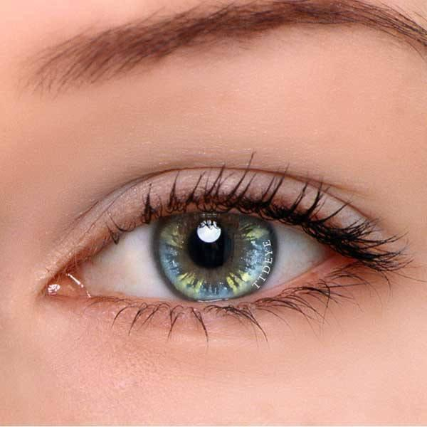 Gold Leaf Contacts