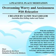 anxiousness meditation items
