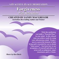 forgiveness meditation items