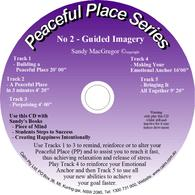 peaceful place CDs