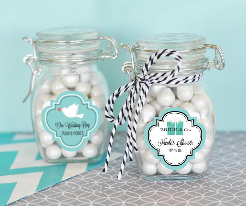 Mini Jars & Candy Jars