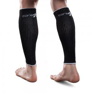 Calf sleeves socks