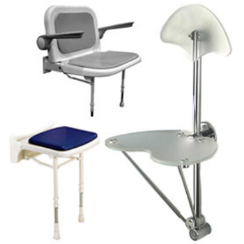 Bathroom Benches & Seating Items