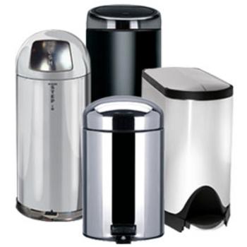 Trash Cans, Waste Bins