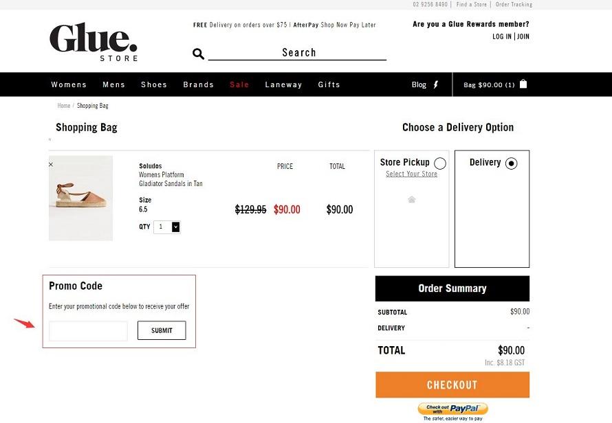 Glue Store Discount Code
