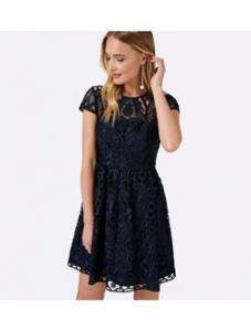 Jessica Lace Prom Dress
