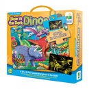 Glow in the Dark Puzzle - Dinosaurs