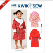 Kwik Sew K3509 Robes 1 - 4