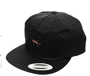 Anthracite Solid The Dog Hat - Snapback