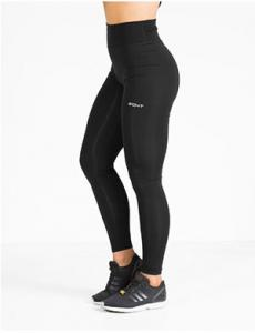 Echt Impetus Accent Leggings - Black/Black