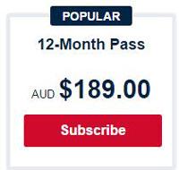 12-Month Pass