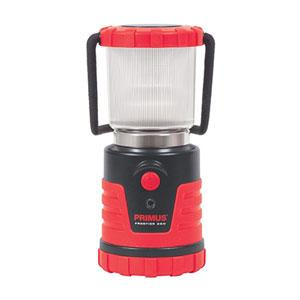Primus Frontier Camping Lantern - 250 Lumen