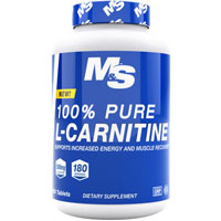 Muscle & Strength 100% Pure L-Carnitine