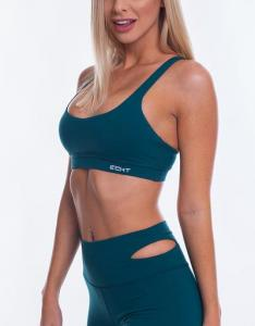 Echt Force Sportsbra - Deep Teal
