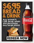 $6.94 Bread & Drink