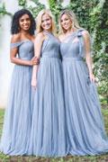 Rosalie Tulle Convertible Dress