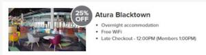 Atura Blacktown From $114