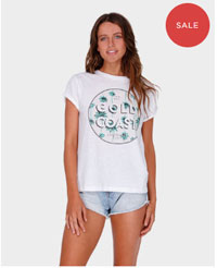 Billabong Come with Me Tee