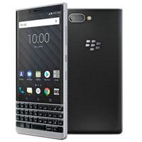 New BlackBerry Key2 BBF100-6 Dual 64GB 4G Smartphone Silver