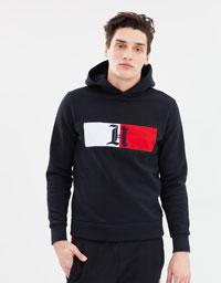 Tommy Hilfiger Lewis Hamilton Flag Logo Hoodie
