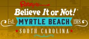 Ripley's Myrtle Beach Coupon & Deals