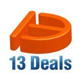 13Deals Coupon & Deals
