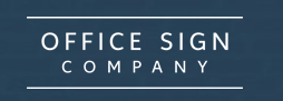 office sign company Coupon & Deals
