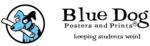Blue Dog Posters Vouchers